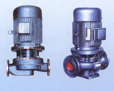 SG、ISG系列管道泵