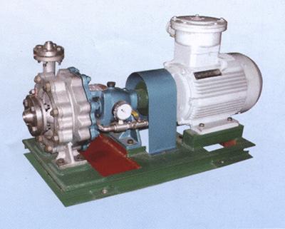 OXP系列小流量、高扬程切线流泵
