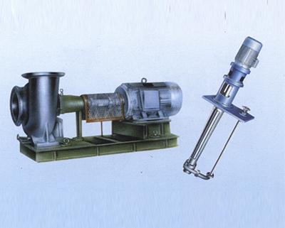 LJYA(TCF)系列料浆泵(立式、卧式)