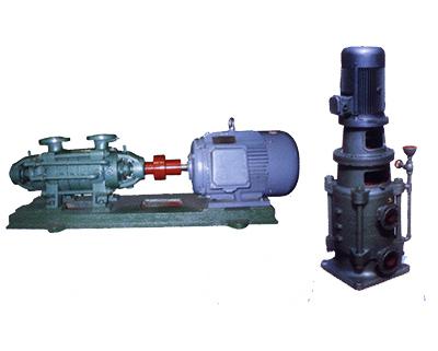 D、DG、DL型多级离心泵