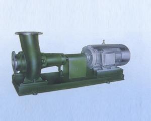 BA型无堵塞纸浆泵