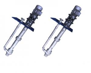 HYF系列氟塑料增强合金液下泵