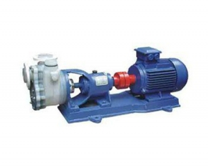 FZB型氟塑料自吸泵